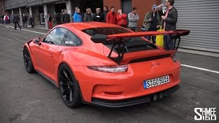 Download Porsche 991 GT3 RS - Hot Lap at Spa with Jacky Ickx Video