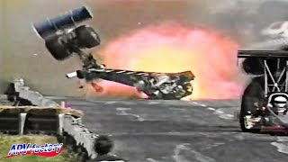 Download ★Crash Compilation #2 【Drag Racing, 80's & 90's Crash】 Video