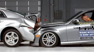 Download Mercedes C-Class VS Chevrolet Malibu - CRASH TEST Video