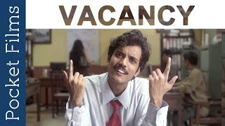 Download Hindi Comedy Short Film - Vacancy | This interview might become your reality | Funny Interview Video