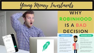 Download Why You Lose Money With Robinhood I What I Wish I Knew Sooner Video