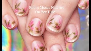 Download Spring Birthday Nails!   Ty's Soft Pink Flower Nail Art Video