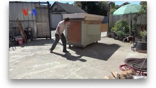 Download Making Small Homes for the Homeless (On Assignment) Video