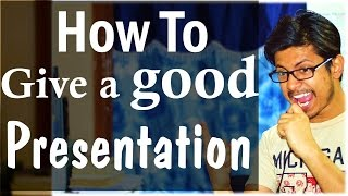 Download How to give a good presentation in college for students Video