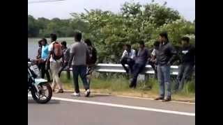 Download bike stunt rider in Sri lanka . Video