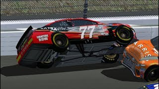 Download Nascar Racing 2003 Reenactment Compilation 6 (600th-ish Video Special) Video