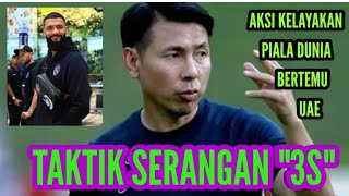 Download KEHADIRAN LIRIDON, TAN CHENG HOE TETAP GUNA '3S' BAHAGIAN SERANGAN Video