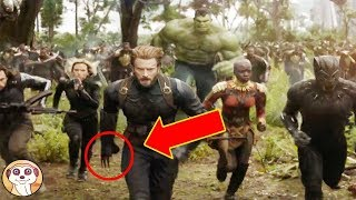 Download 40 SEGRETI CHE NON HAI NOTATO IN AVENGERS: INFINITY WAR Video