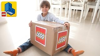 Download Lego Surprise Package BOX - Lego LIFE Kids App and Toys - The LEGO Batman Movie Video