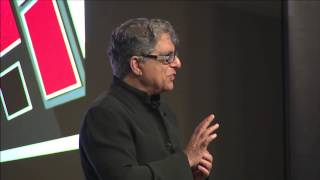 Download Reinventing the body | Deepak Chopra | TEDxTimesSquare Video