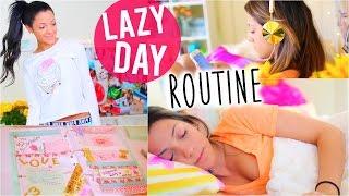 Download Lazy Day Routine 2015 | Niki and Gabi Video