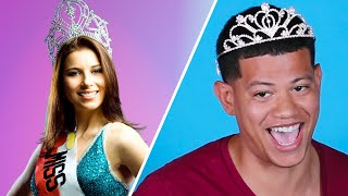 Download Men Answer Beauty Pageant Questions Video