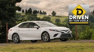Download 2018 Toyota Camry XLE Hybrid and V6 XSE Review Video