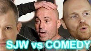 Download SJW vs COMEDY - Joe Rogan - Jim Norton - Bill Burr Video