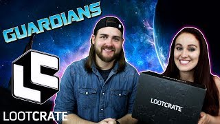 Download Loot Crate May 2017 - Guardians Video
