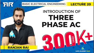 Download Basic Electrical Engineering | Module 3 | Introduction of Three Phase AC (Lecture 20) Video