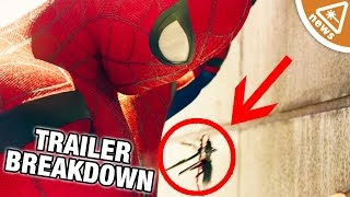 Download 7 Things You Missed in the Spider-Man Homecoming Trailer! (Nerdist News w/ Jessica Chobot) Video