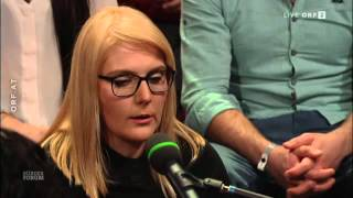 Download ORF | Bürgerforum: Flüchtlinge - kein Ende in Sicht? | Diskussion Video
