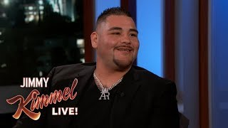 Download Andy Ruiz Jr. on Becoming First Mexican Heavyweight Champion Video