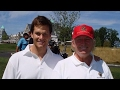 Download Tom Brady doesn't want to talk about Trump Video