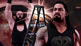 Download WWE 2K18 8-Man Ladder Match Gameplay Video