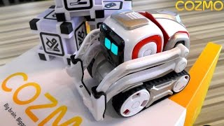 Download Cozmo - Day 1: Unboxing Anki's New Robot #Cozmoments Video