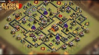 Download How To 3 STARS this TH9.5 POPULAR(Anti Govaho + HGHB) Base | Clash Of Clans Video