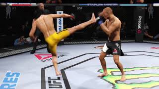 Download EA SPORTS UFC 2 bruce lee fight (PS4 PRO) by Keng-Bassist Video
