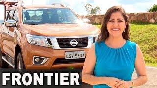 Download Nova Nissan Frontier 2018 LE 4X4 2018 em Detalhes Video