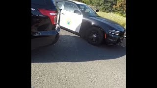 Download POLICE vs. BIKERS 2018 Police Chase, Getaways & Pullovers! 2018 [Ep #53] Video