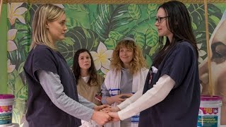 Download Piper & Alex | Prison Wedding | s06e13 | ″Vauseman″ | OITNB Video