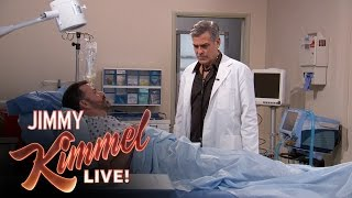 "Download ""E.R."" Cast Reunion with George Clooney and Jimmy Kimmel Video"