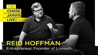 Download Reid Hoffman: Build A World-Changing Business | Chase Jarvis LIVE Video