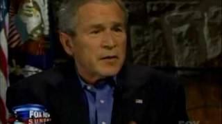 Download Bush on Hillary, Obama, and Bill Clinton Video