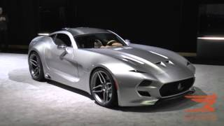 Download 745-HP Force 1 V10 Debuts at 2016 North American International Auto Show Video