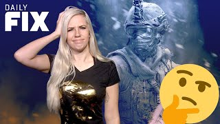 Download Head Scratching Call of Duty MW2 Remaster Rumor - IGN Daily Fix Video