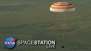 Download Space Station Live: The Real Story of Returning to Earth Video
