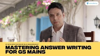 Download AIR 10 CSE 2016 Dr. Bilal M. Bhat IAS - UPSC CSE - Master Answer Writing for IAS Mains Video