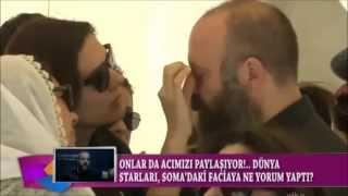 Download Berguzar Korel and Halit Ergenc at Magazin D Video