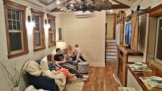 Download Sonoma Fire Victims Build Gorgeous Tiny House Video