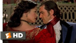 Download The Mask of Zorro (4/8) Movie CLIP - A Very Spirited Dancer (1998) HD Video