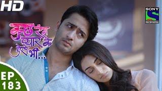 Download Kuch Rang Pyar Ke Aise Bhi - कुछ रंग प्यार के ऐसे भी - Episode 183 - 10th November, 2016 Video