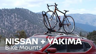 Download Nissan Accessories and Yakima Bike Rack Accessory Overview Video