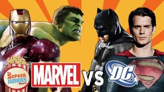 Download Marvel's Civil War vs. DC's Justice League! Video