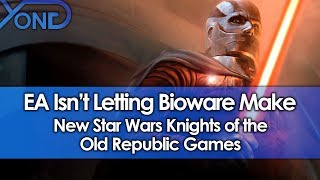 Download EA Isn't Letting Bioware Make New Star Wars Knights of the Old Republic Games Video