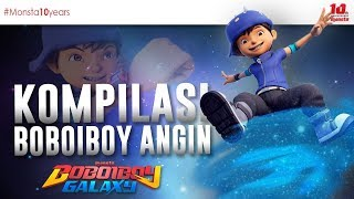 Download KOMPILASI BOBOIBOY ANGIN - BOBOIBOY GALAXY Video