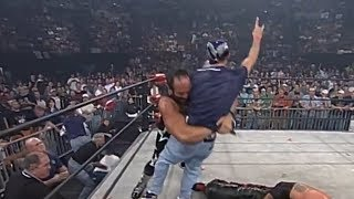 Download 10 Times Wrestling Fans Jumped The Barricade Video