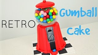 Download Make a Vintage Gumball Cake - CAKE STYLE Video