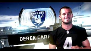 Download Derek Carr Ultimate Rookie Highlights: ReinCARRNation Video