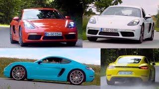 Download Porsche 718 Cayman - Choose The Color Video